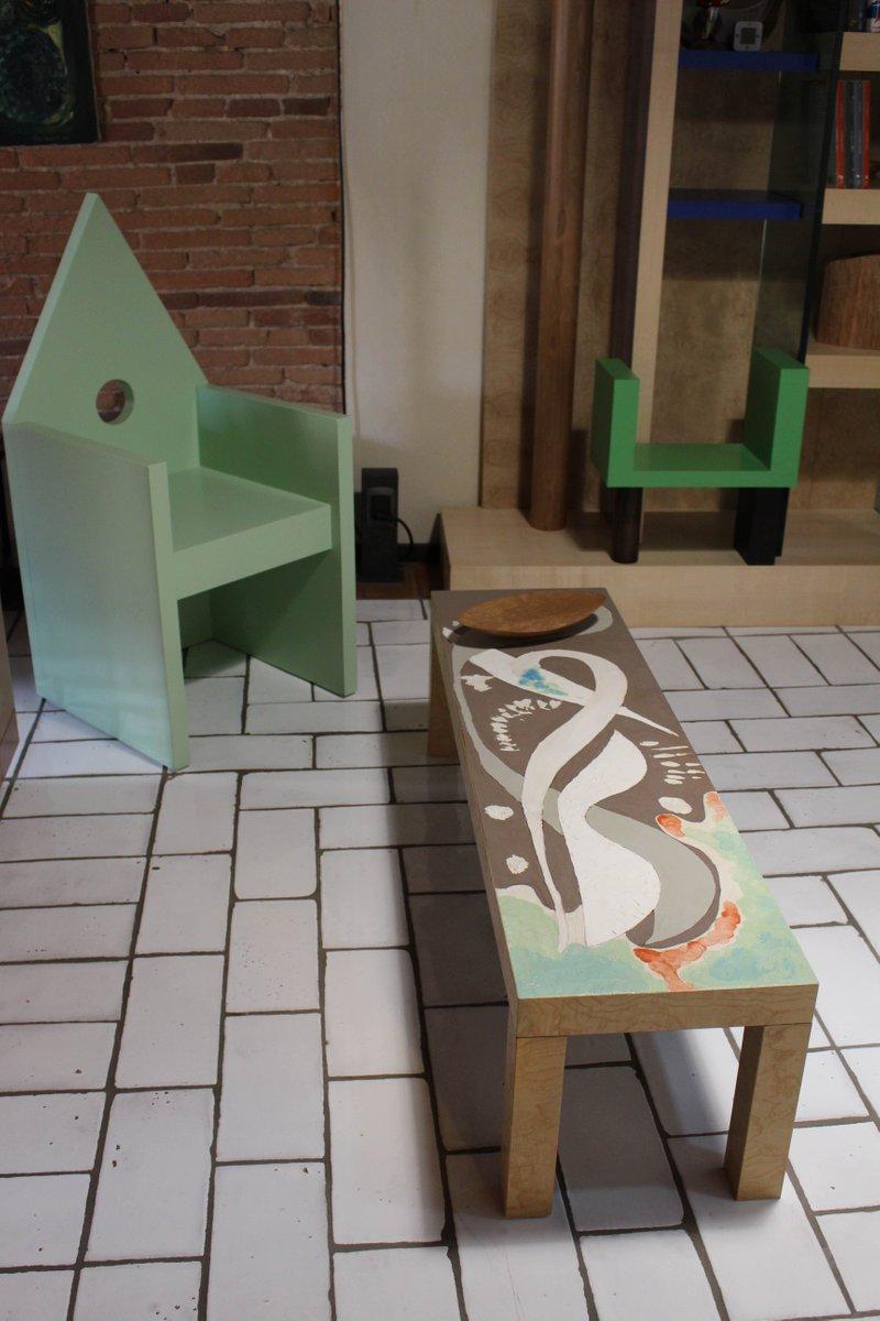 Kleiner alga tisch von mascia meccani f r meccani design for Tisch bild von ivy design