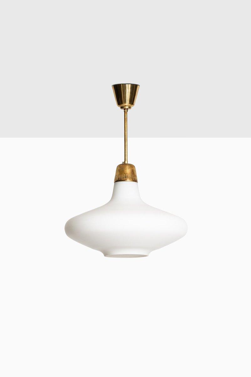 Vintage Modell Nr. 1578 Deckenlampe von Carl-Axel Acking für Bröderna ...