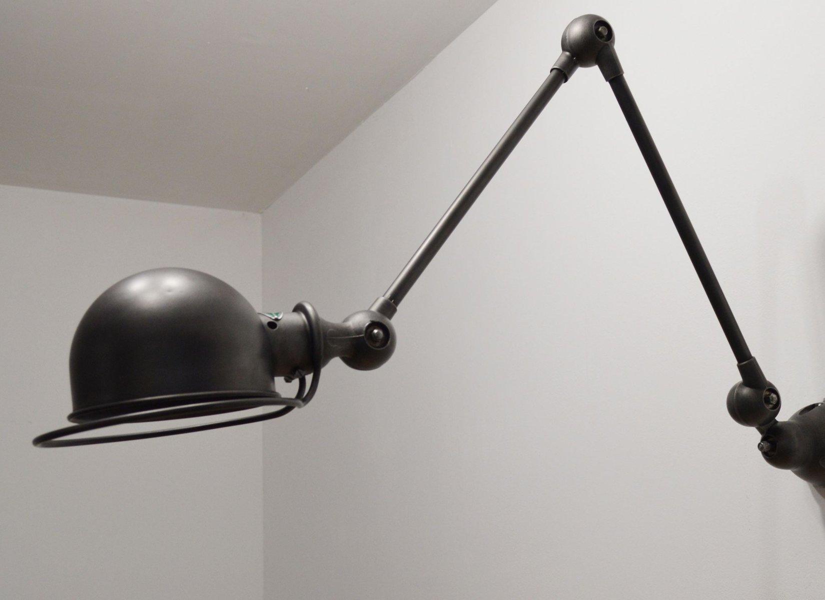 Mid-Century Industrielampe mit Gelenkarm von Jielde