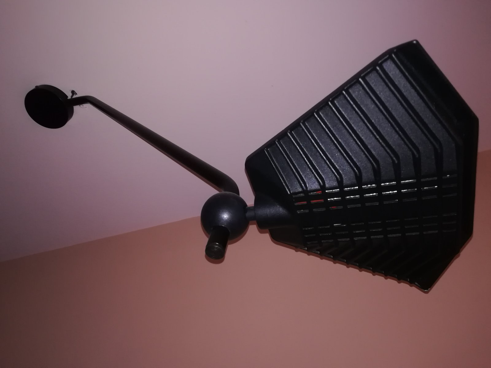 Colibri Lamp by Hans von Klier for Olivetti Synthesis, 1980s