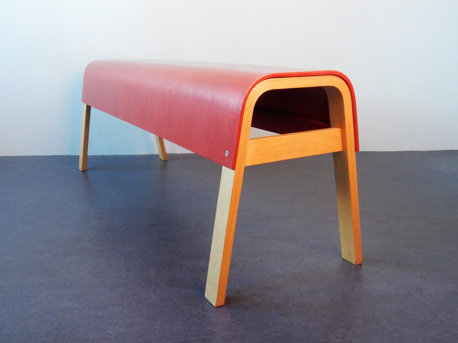 Credenza Ikea Rossa : Panca rossa in compensato di ikea anni vendita su pamono