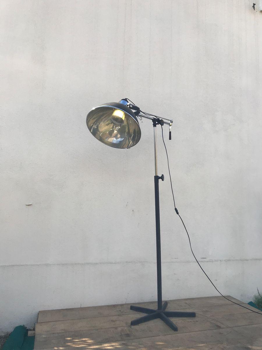 Zahnarzt-Stehlampe, 1950er