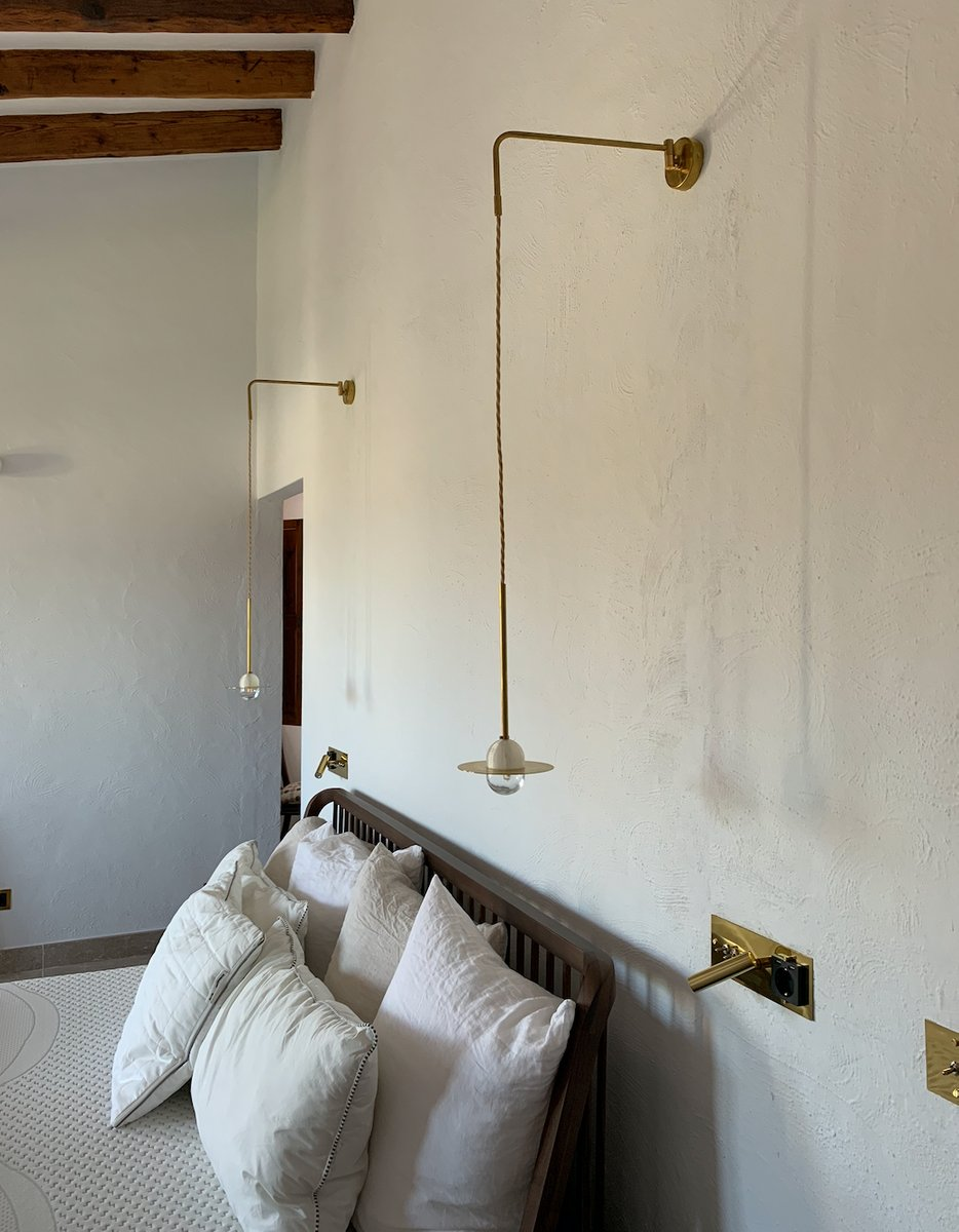Alba Pendant Lamp by Contain