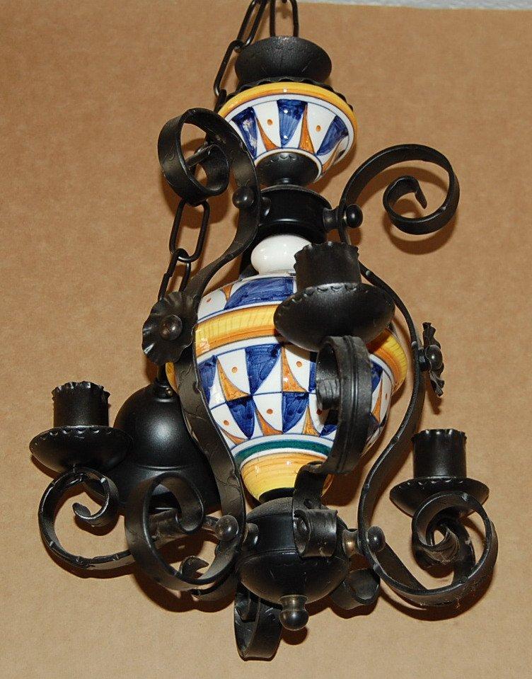 Italienische Vintage Lampe