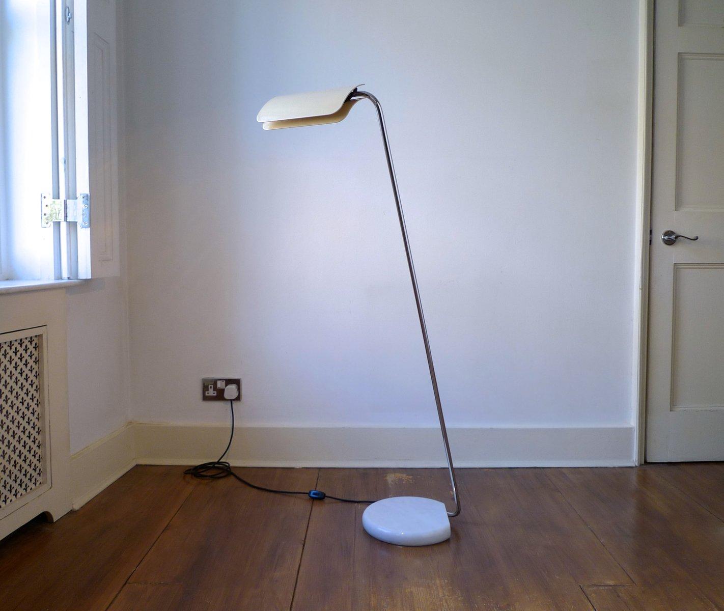 Tegola Stehlampe von Bruno Gecchelin für Skipper & Pollux, 1970er