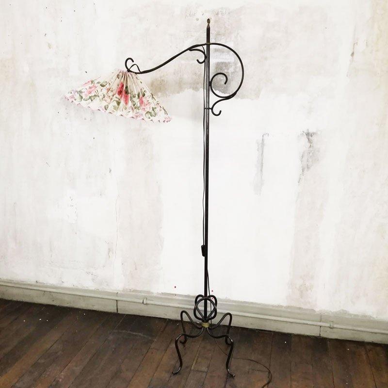 Böhmische Vintage Stehlampe