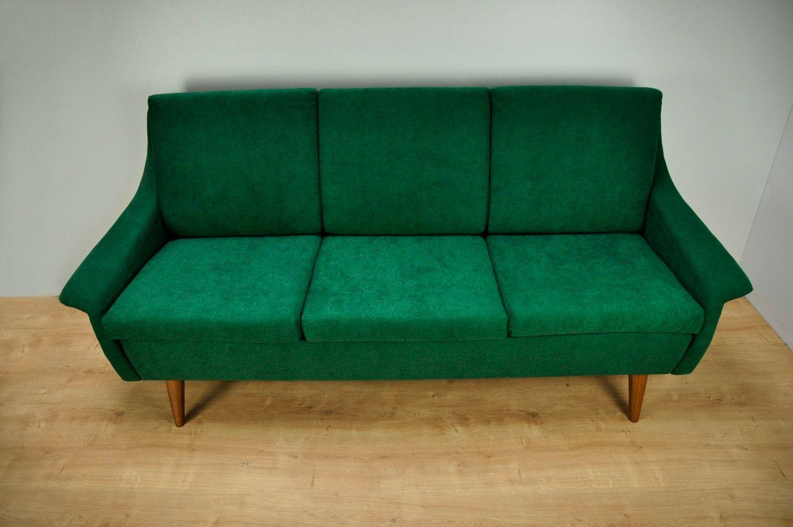 3-Sitzer Sofa von Folke Ohlsson für Dux, 1960er