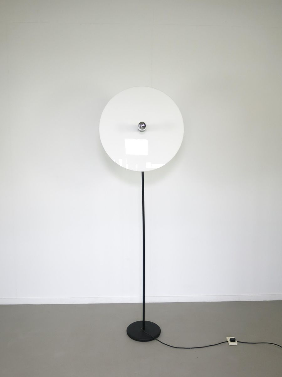 Disk Stehlampe von Aldo van den Nieuwelaar für Nila & Nila Lights, 197...
