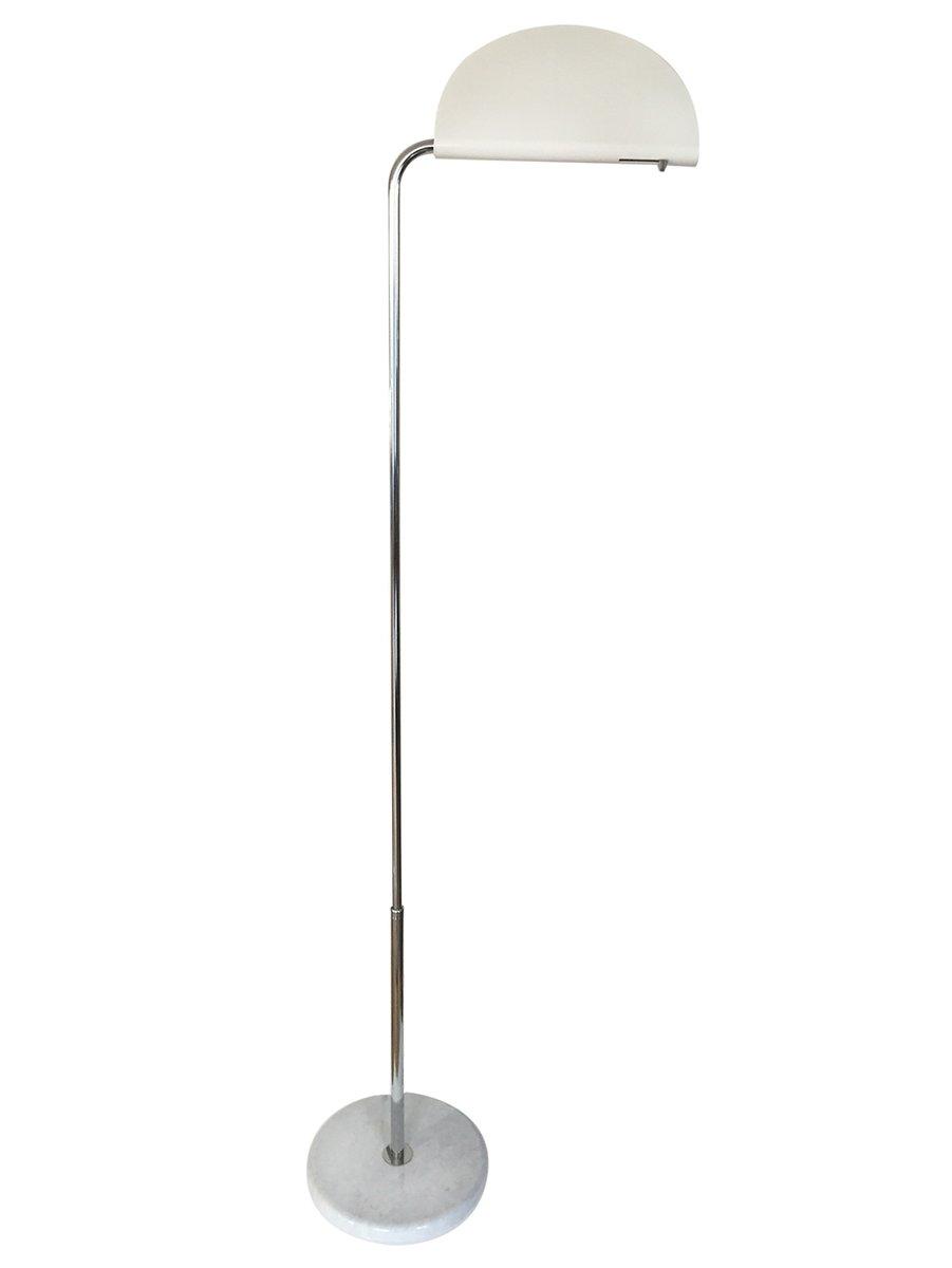 Mezzaluna Floor Lamp by Bruno Gecchelin for Skipper, 1970s