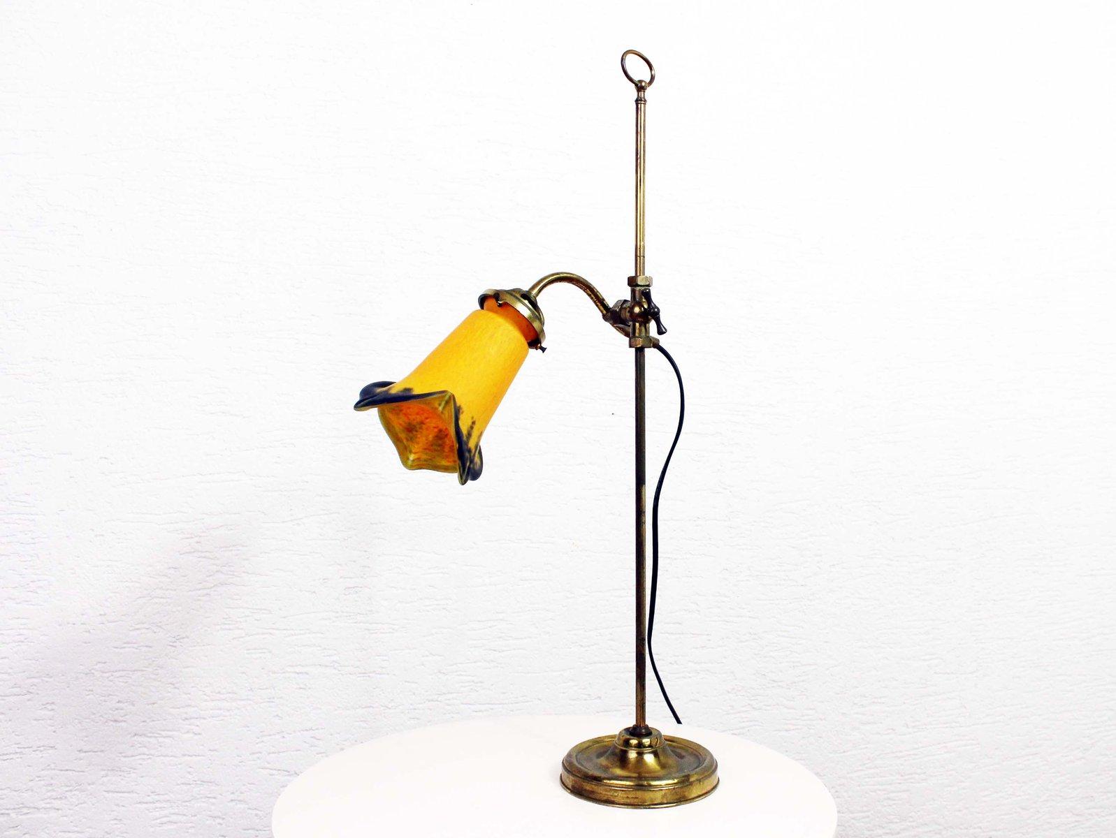 Tulip Table Lamp, 1930s
