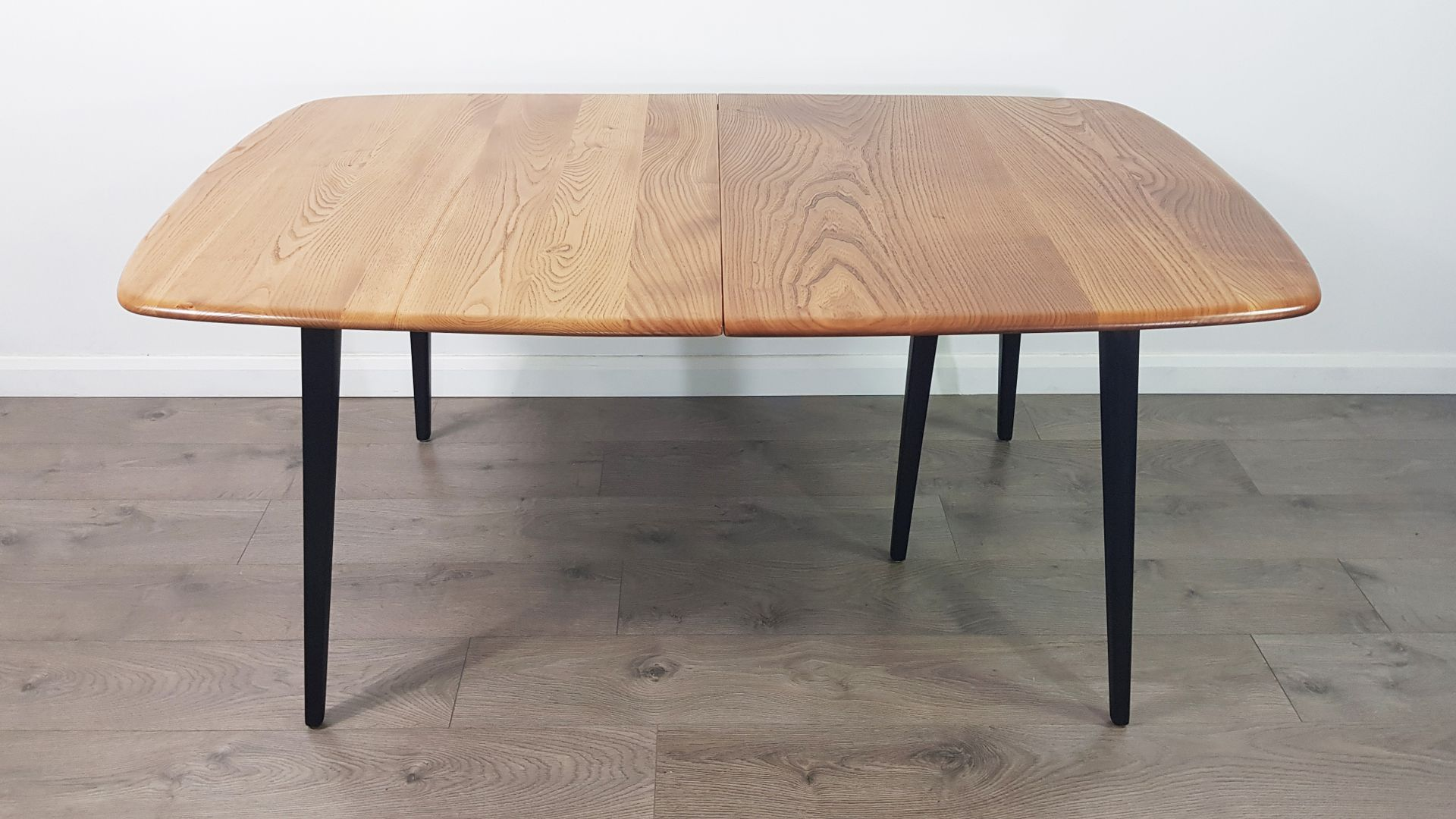 Elm Extending Dining Table by Lucian Ercolani for Ercol, 1960s