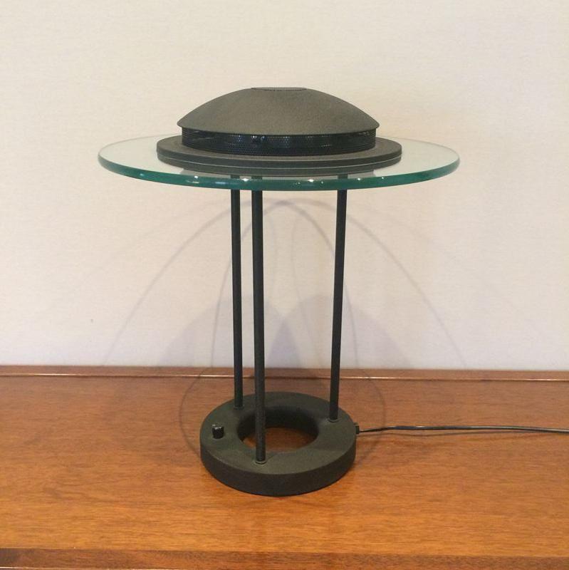 Vintage Tischlampe von LUM