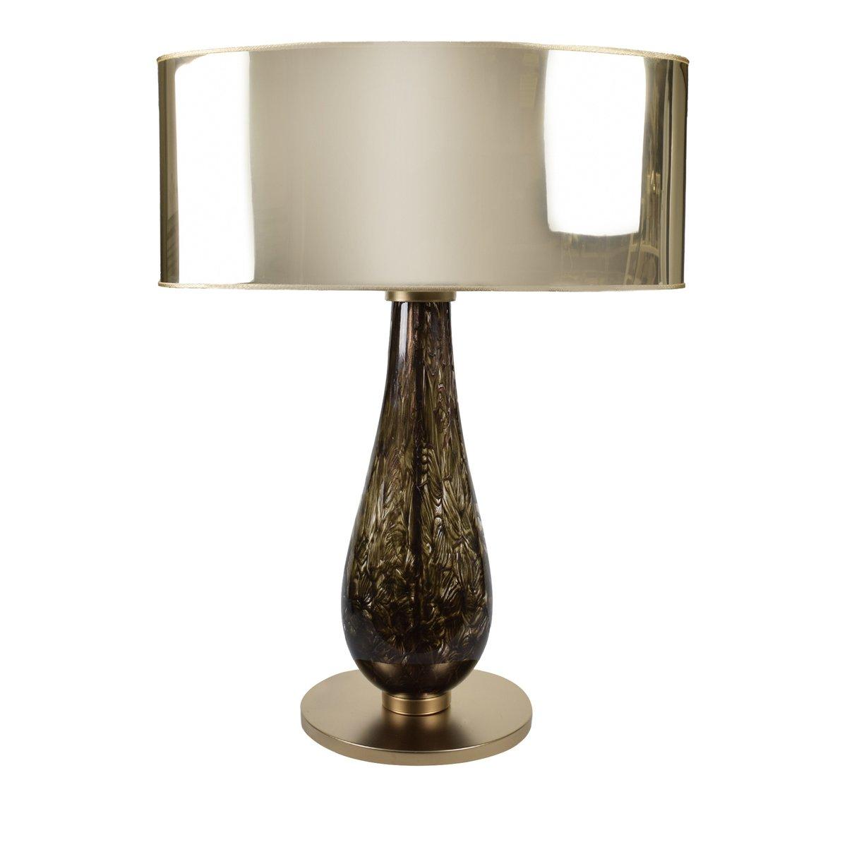 Oro Murrine Tischlampe von Eros Raffael