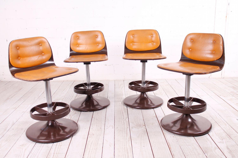 Sgabelli da bar o sedie da pranzo anni set di in vendita
