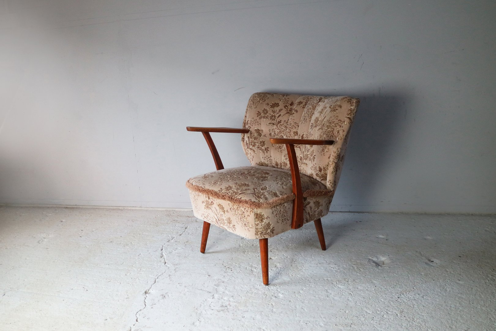 Mid-Century Cocktail Chair, 1960er