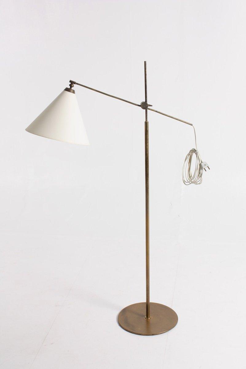 Vintage Modell Vaterpump Stehlampe von Le Klint