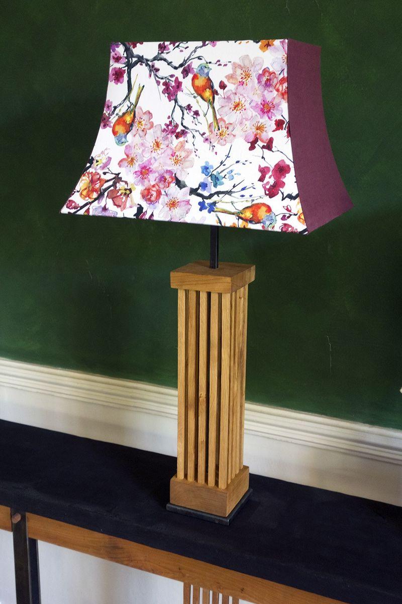 Bocage Tischlampe von Atelier Villard, 2018