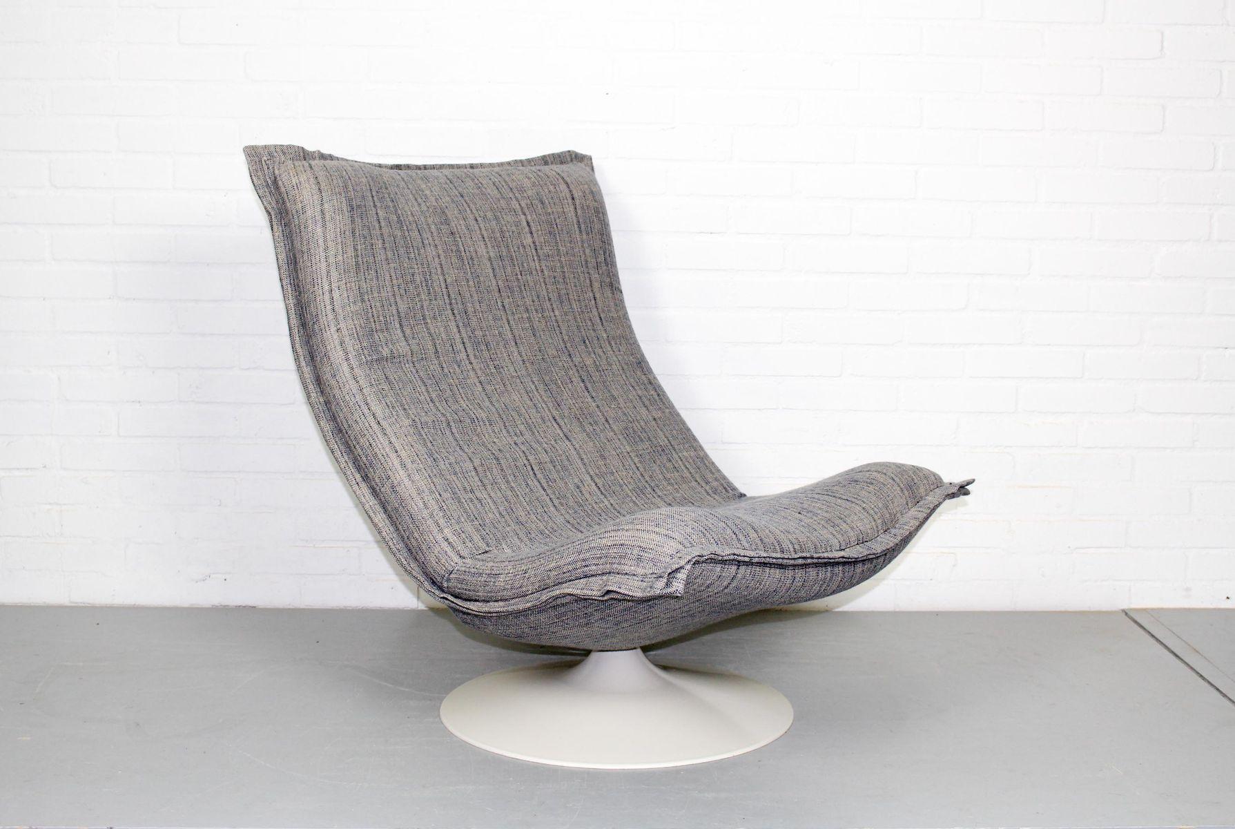 F980 Sessel von Harcourt für Artifort, 1975, 2er Set