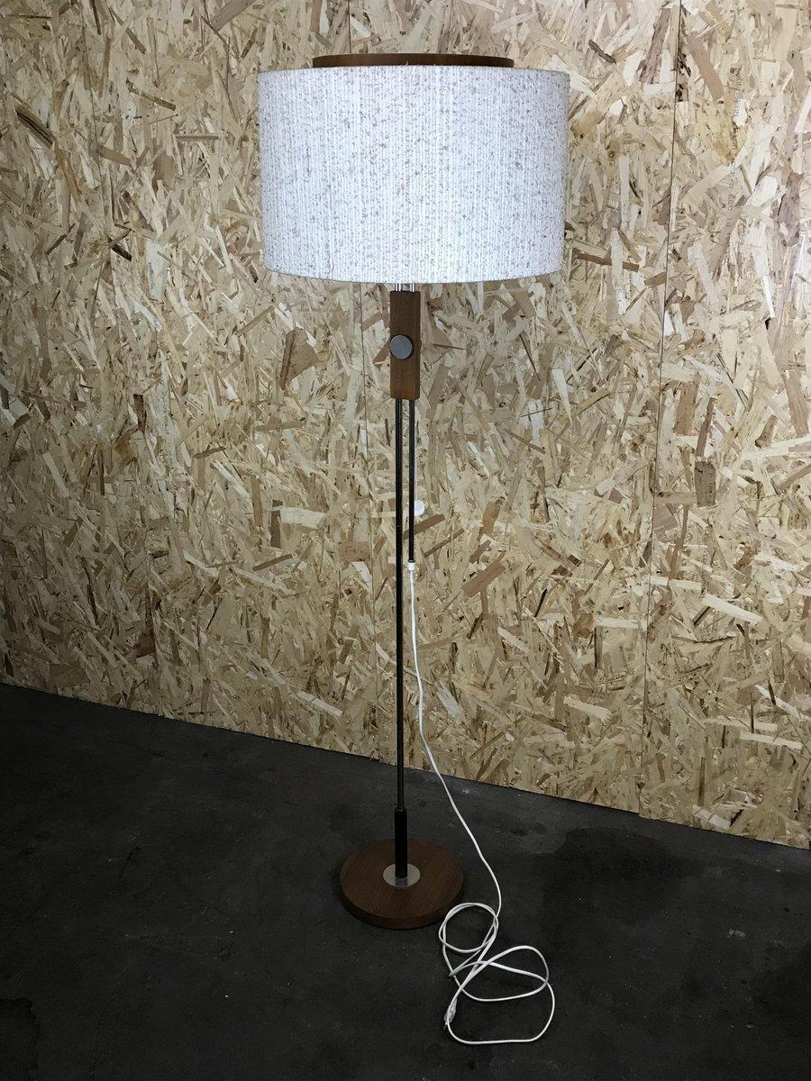 Mid-Century Stehlampe von Temde