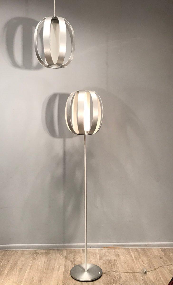 Space Age Lampen von Mark Slojd, 1980er, 2er Set