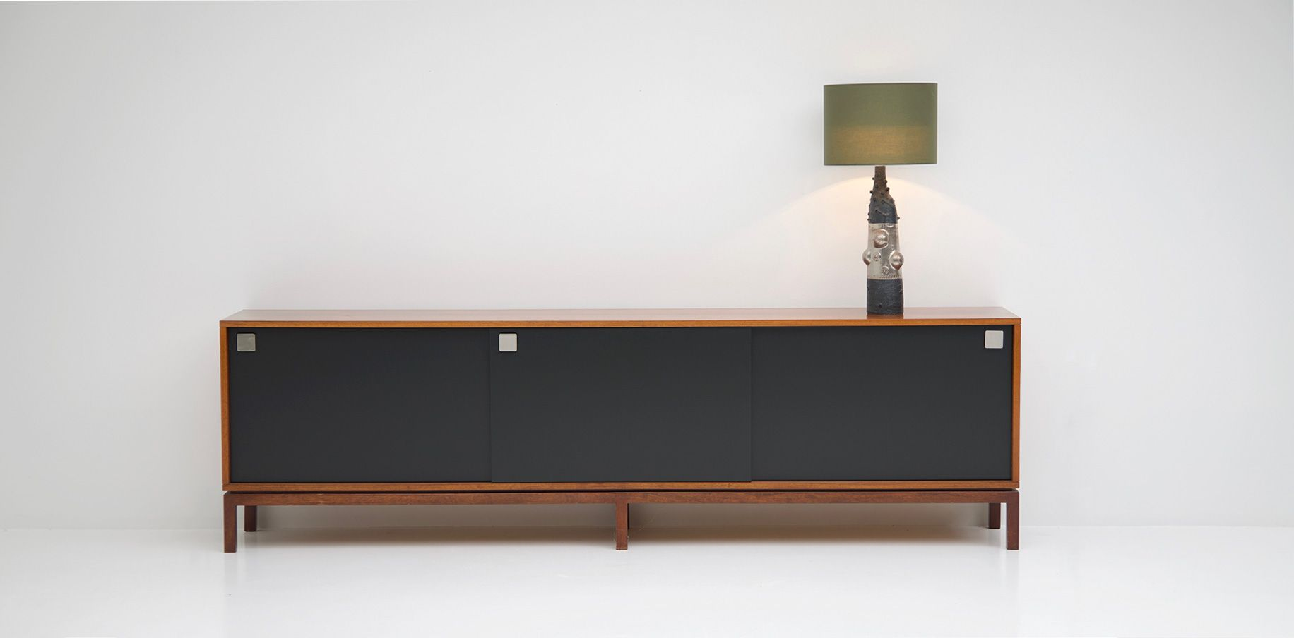 Large Sideboard by Alfred Hendrickx for Belform, 1960s