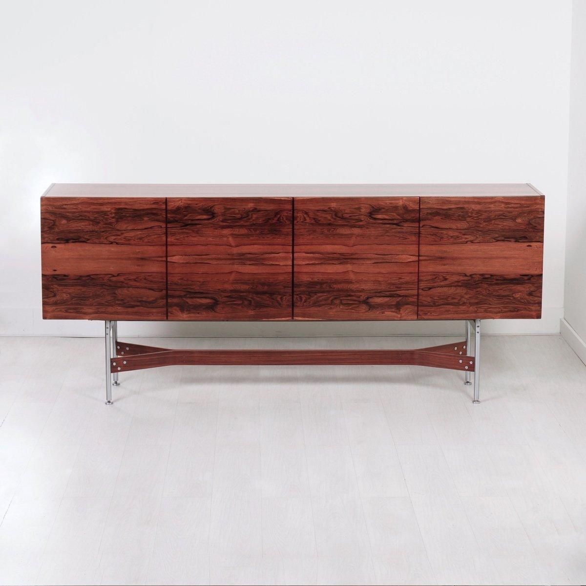 Rosewood Sideboard by Rudolf Glatzel for Fristho, 1960s