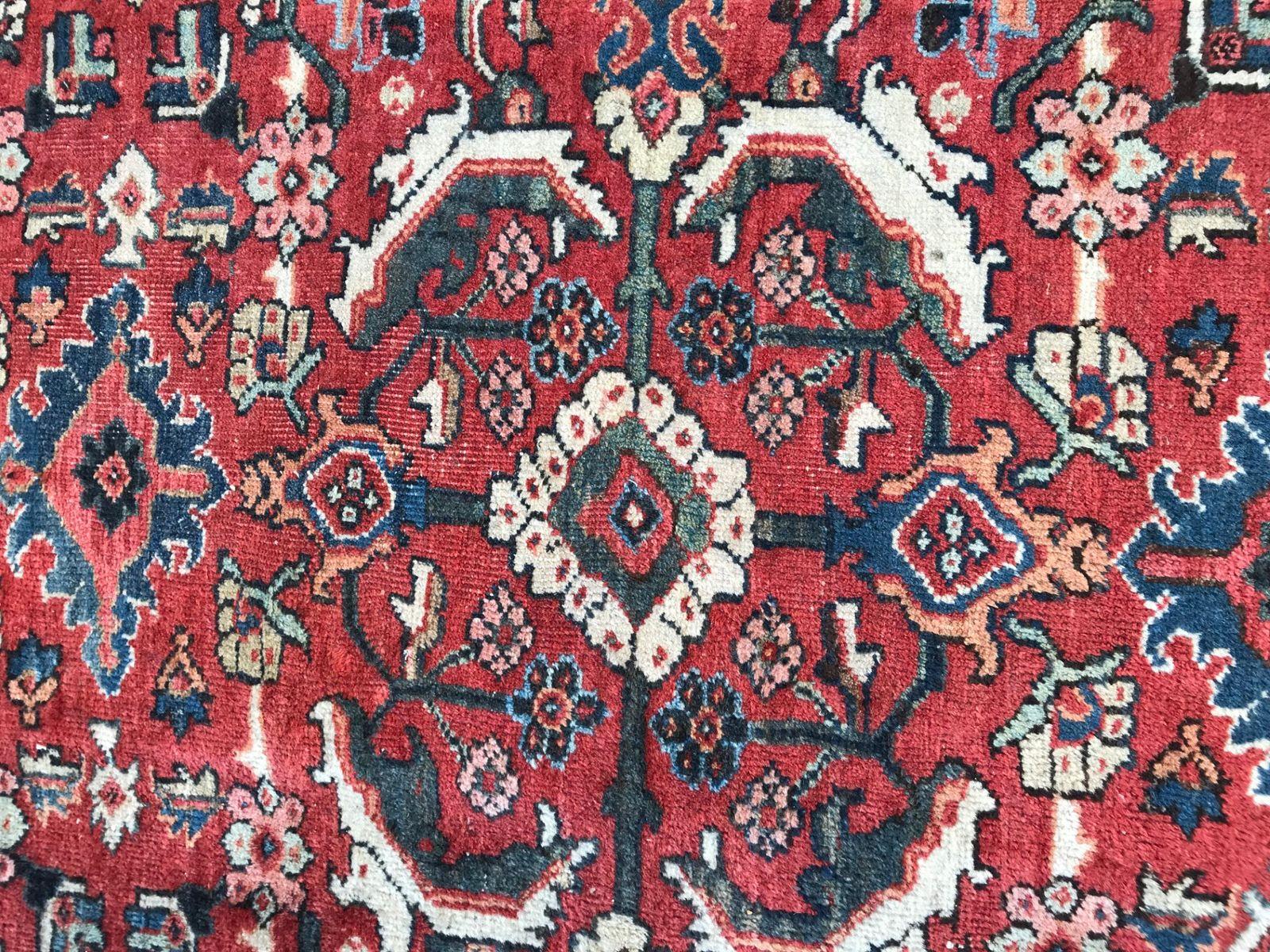 gro er antiker teppich aus dem nahen osten bei pamono kaufen. Black Bedroom Furniture Sets. Home Design Ideas
