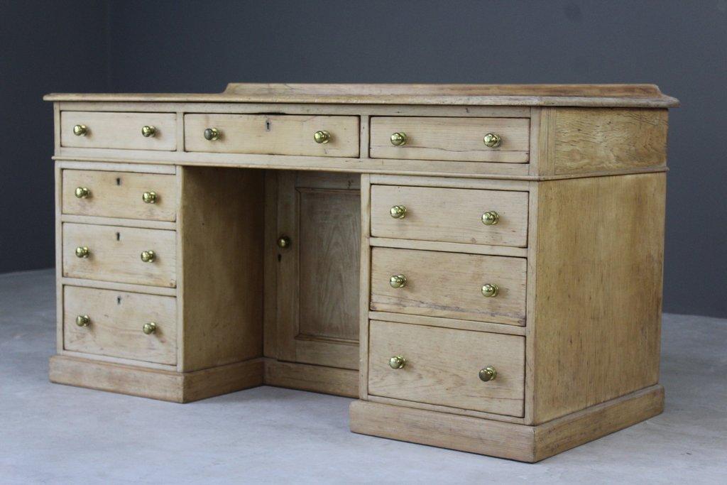 Antique Pine Desk 11. $640.00. Price per piece - Antique Pine Desk For Sale At Pamono