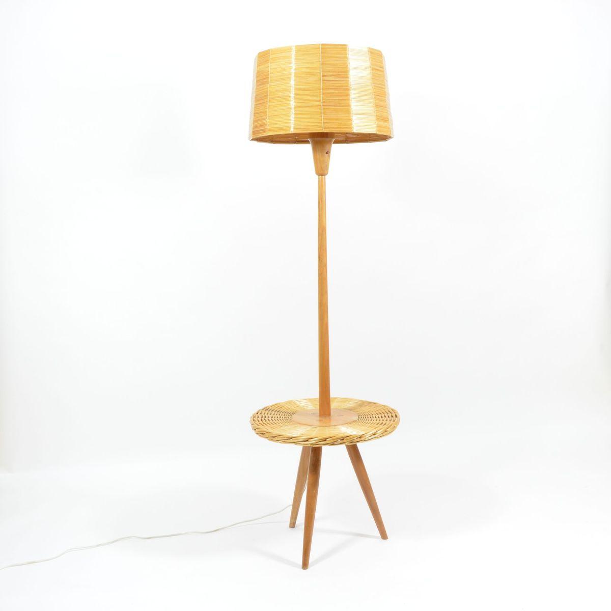 Stehlampe von Krásná Jizba, 1970er