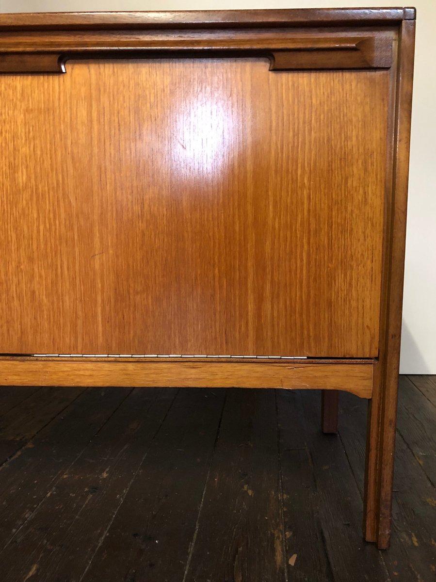Enfilade Mid-Century en Teck, 1960s en vente sur Pamono caffaf87699a