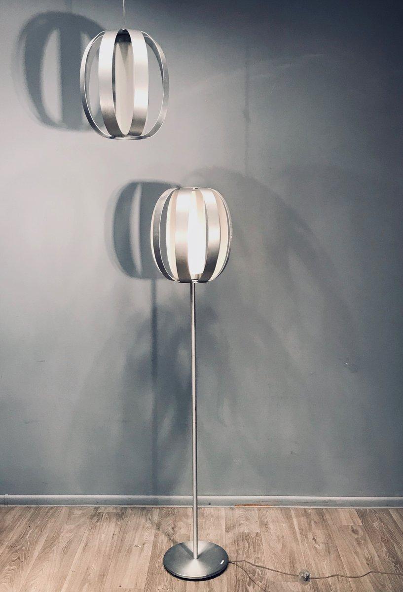 Vintage Space Age Lampen von Mark Slojd, 2er Set
