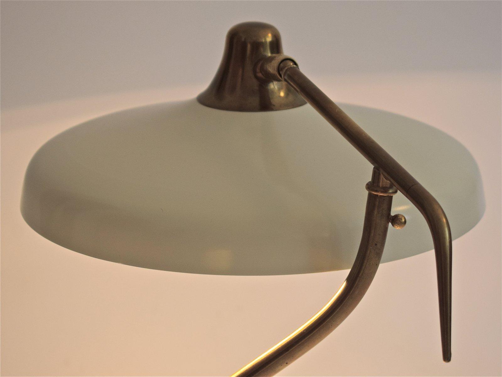 Lampada da tavolo vintage di oscar torlasco per lumi in vendita su