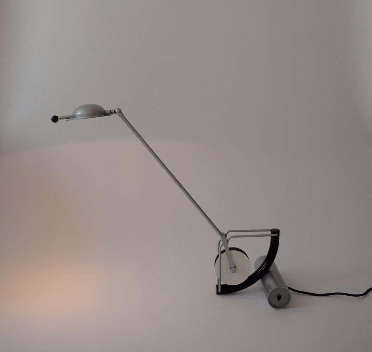 Gideon Lampe von Martine Bedin für Megalit, 1985