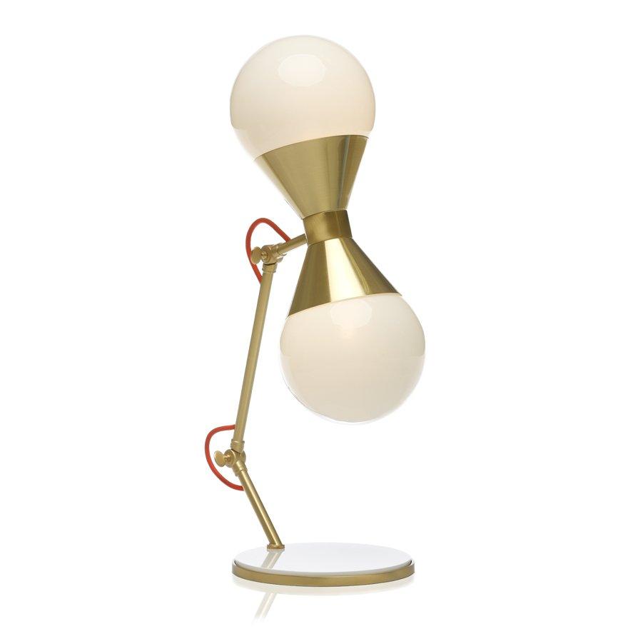 Hourglass Tischlampe von Villa Lumi