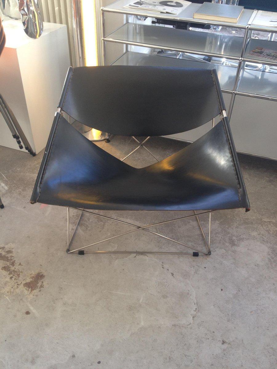 Vintage Butterfly Stuhl von Pierre Paulin für Artifort