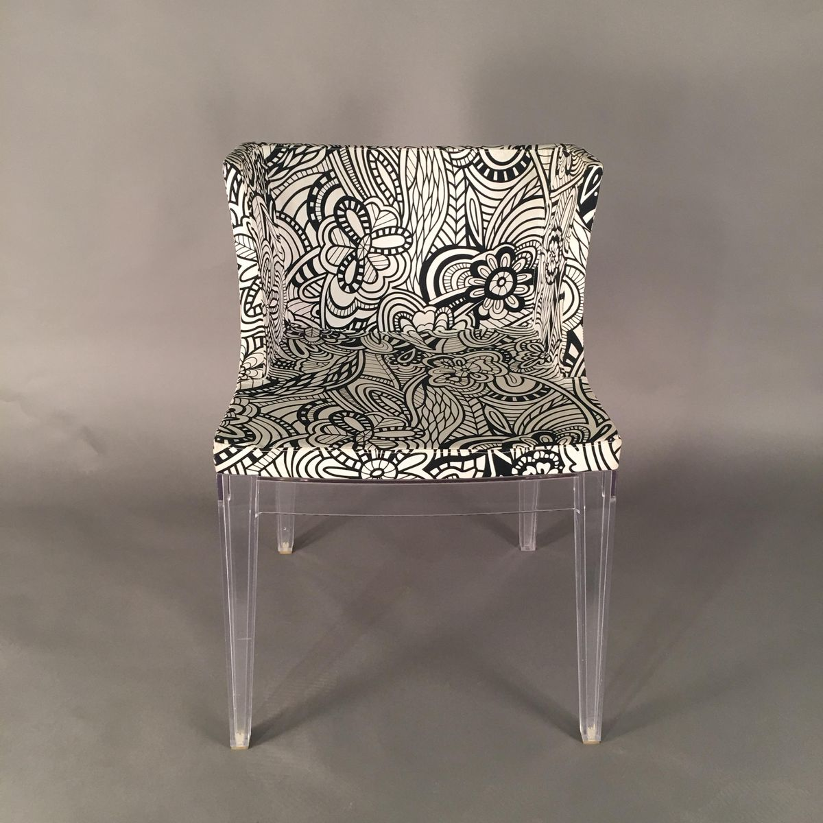 mademoiselle chair by philippe starck for kartell 2000s for sale at