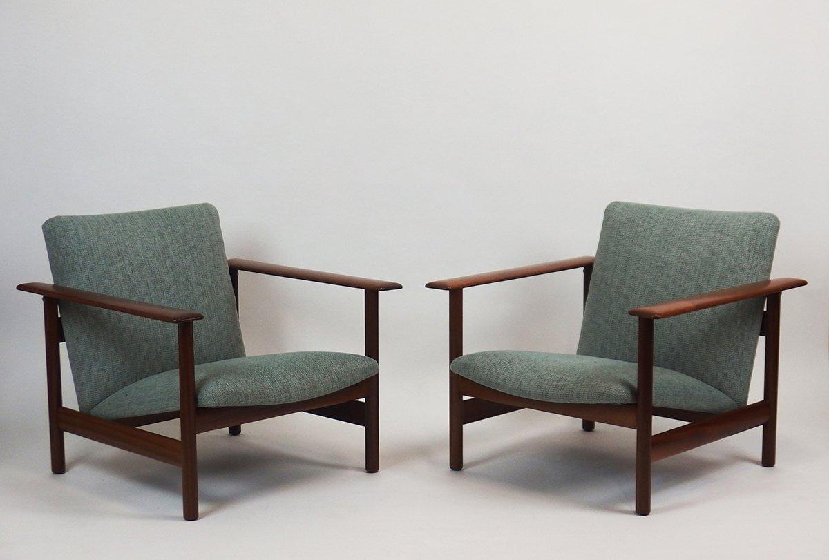 Sessel von Steiner, 1960er, 2er Set