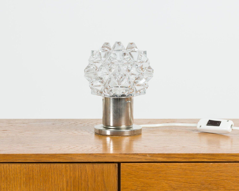 Tschechische vintage tischlampen 1970er 2er set bei for Tischlampen vintage