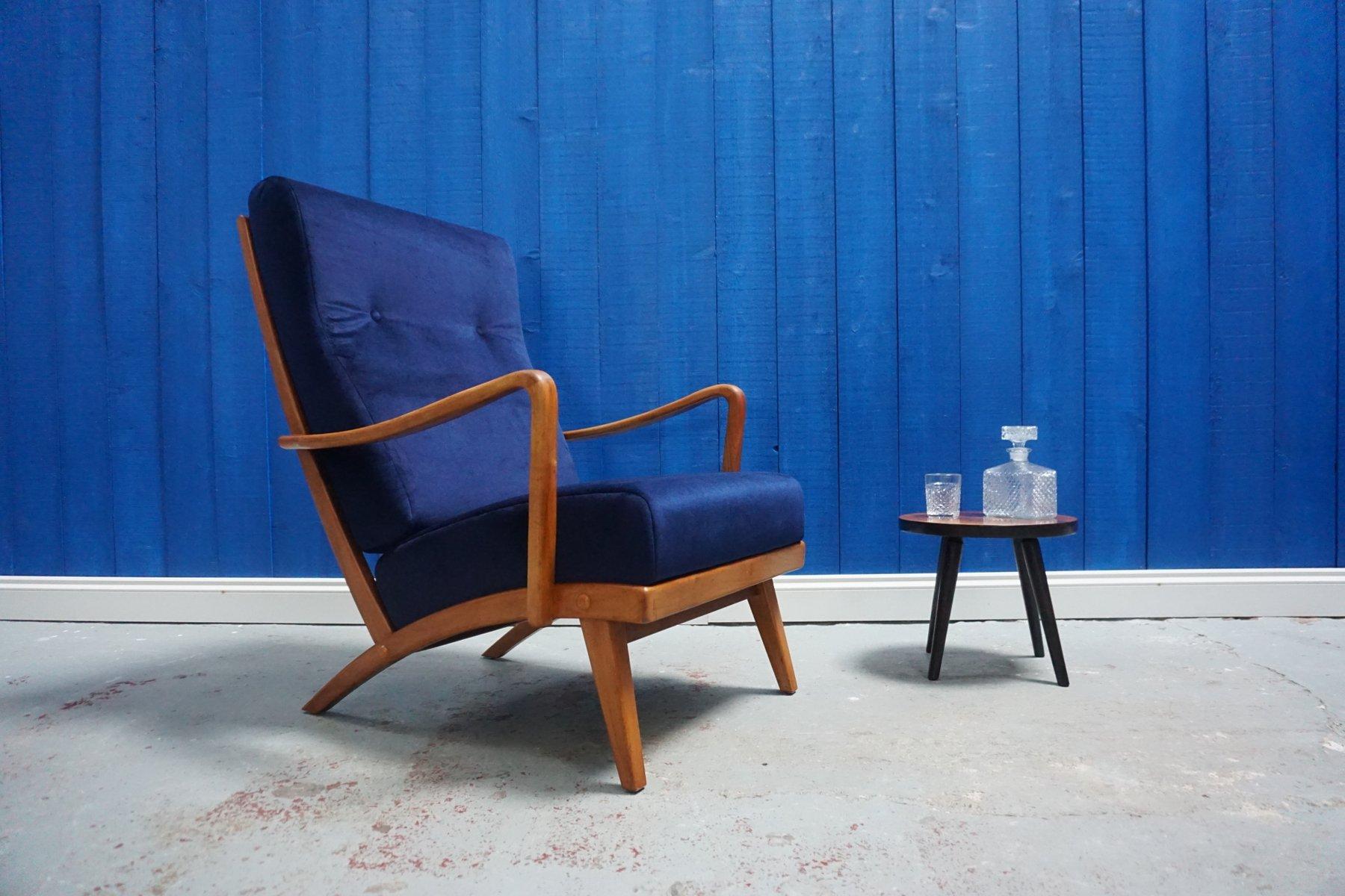 Sessel mit hoher Rückenlehne von Walter Knoll für Walter Knoll / Wilhe...