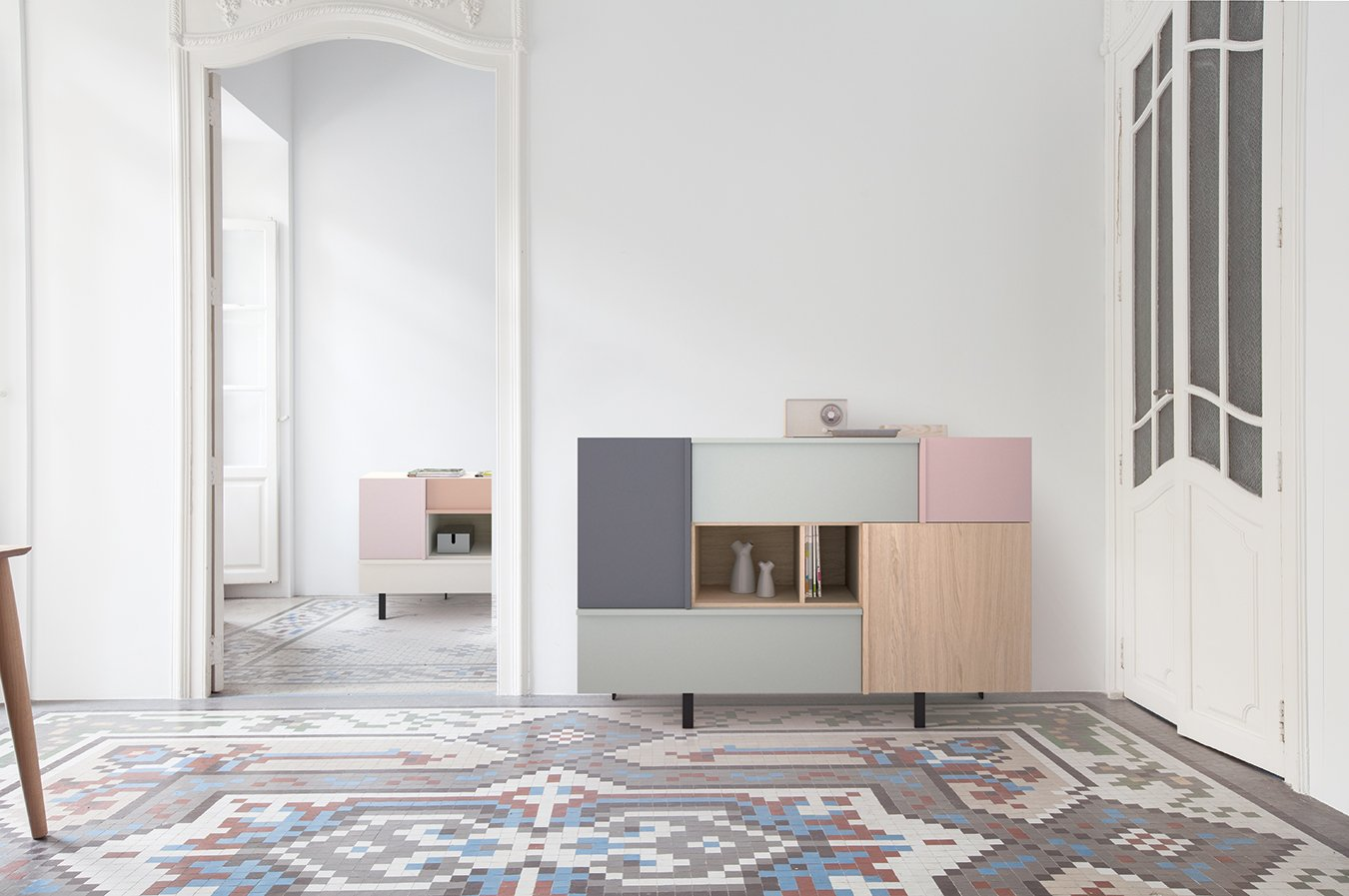 Sideboard Domo Design : Mya sideboard by víctor pinto for mega mobiliario for sale at pamono