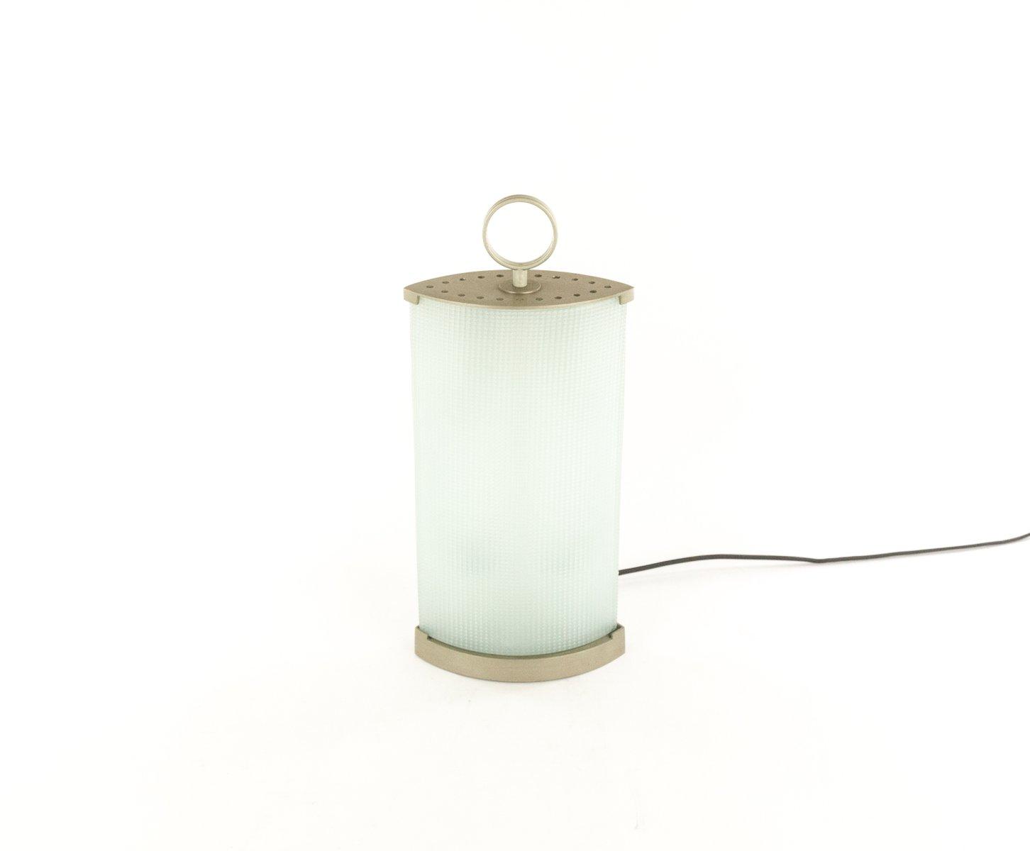 Pirellina Tischlampe aus Glas von Gio Ponti für Fontana Arte, 1960er