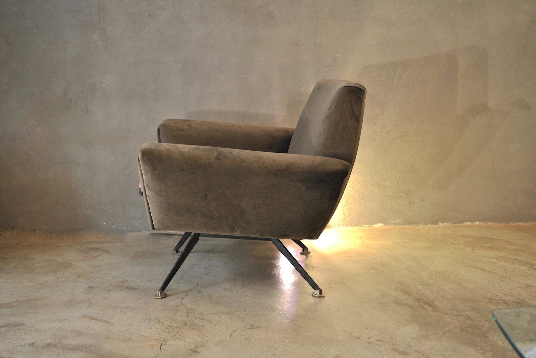 Italienische Vintage Sessel Von Lenzi 1960er 2er Set Bei