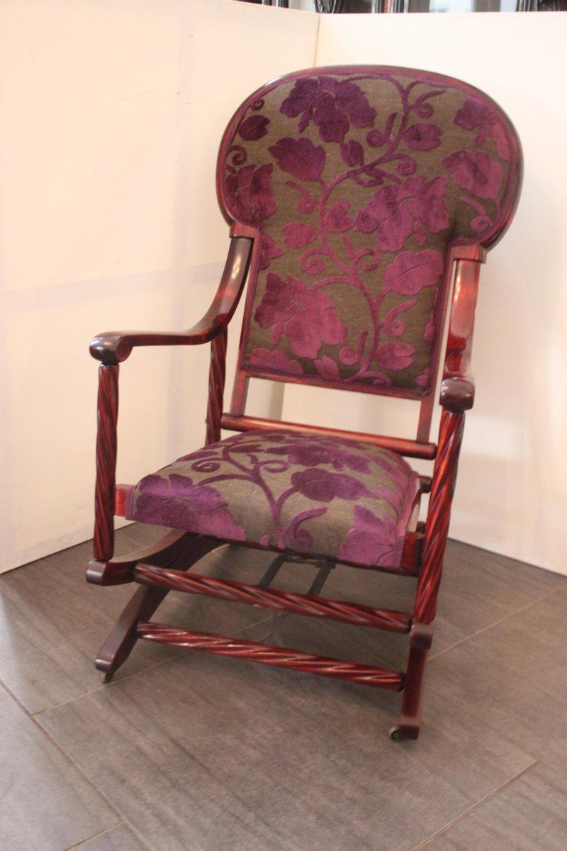 Antiker Stuhl von Prag-Rudniker