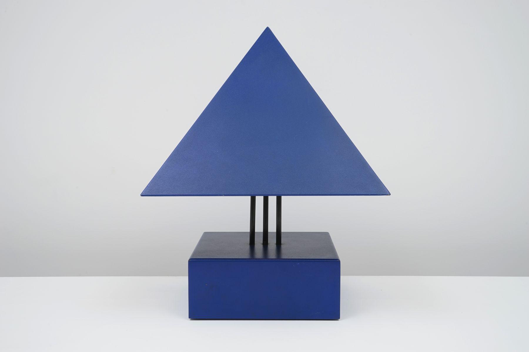 Tischlampe von Alain Letessier, 1987