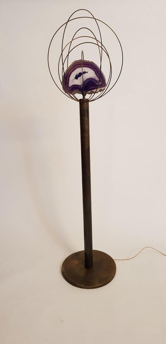 Stehlampe von Angelo Brotto für Esperia, 1970er
