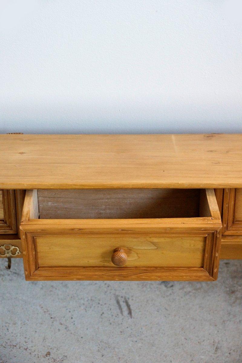 jugendstil k chenregal mit 3 schubladen 1900er bei pamono kaufen. Black Bedroom Furniture Sets. Home Design Ideas