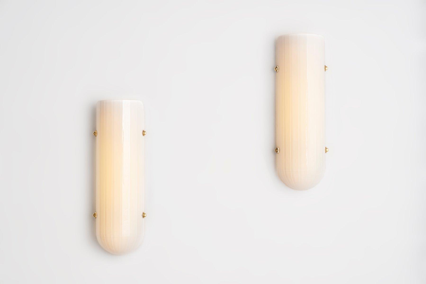 Selene Wandleuchte von Anthony Bianco für Bianco Light & Space