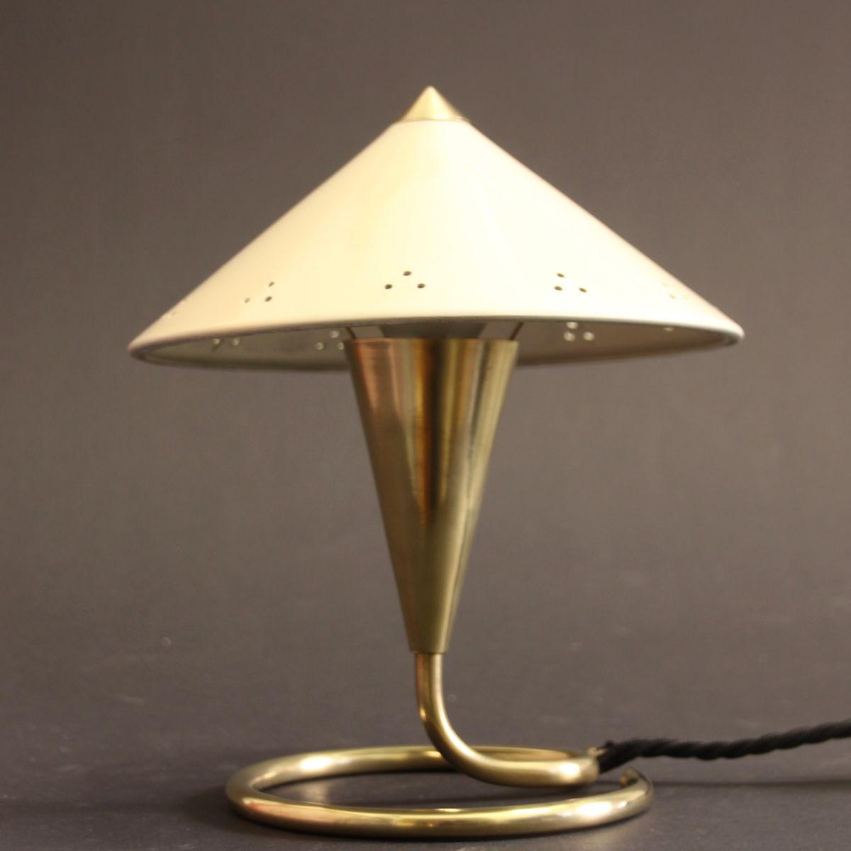 Mid-Century Tischlampe von Stilnovo, 1950er