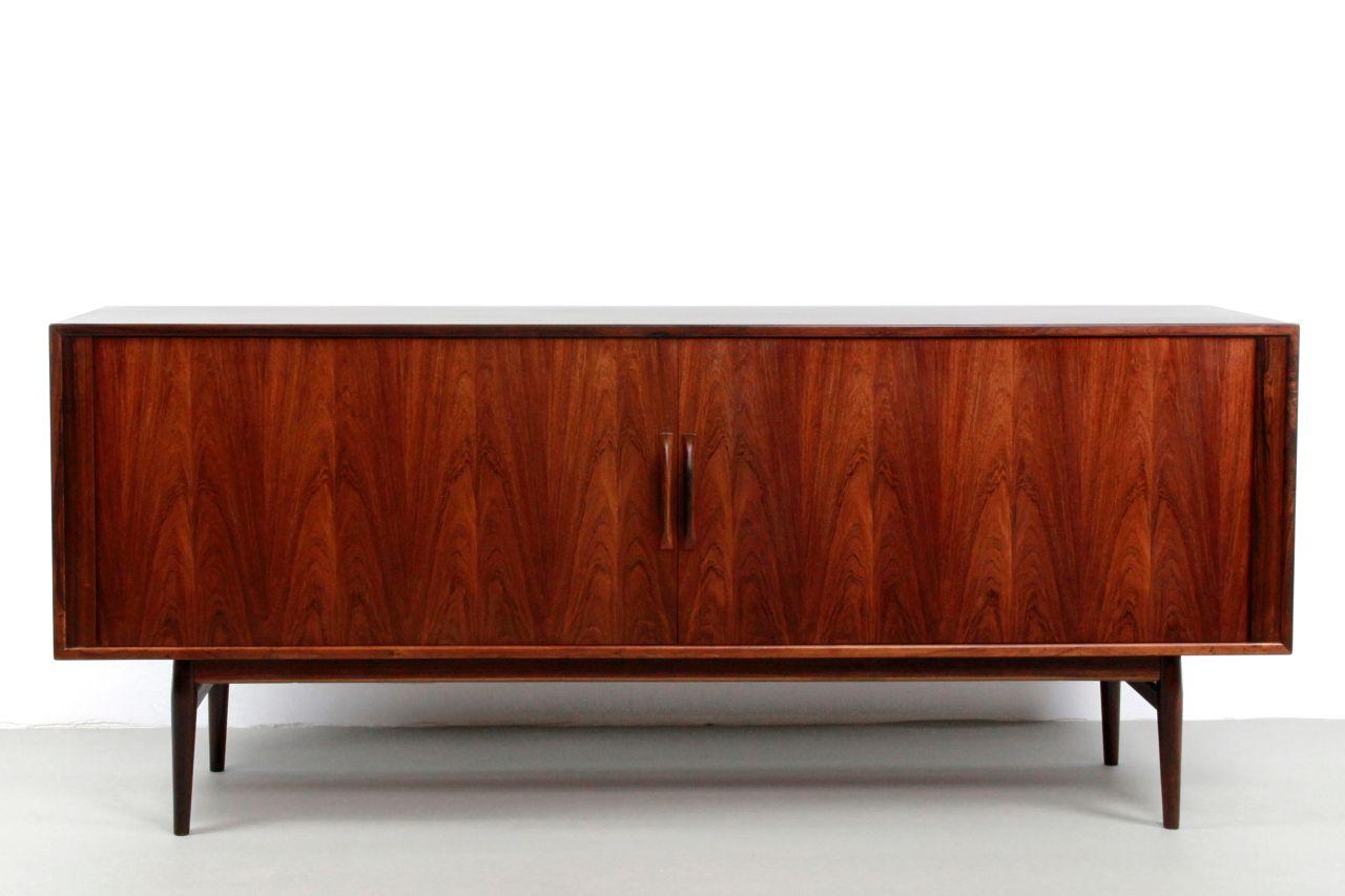 Modell 37 Sideboard aus Palisander von Arne Vodder für Sibast, 1960er