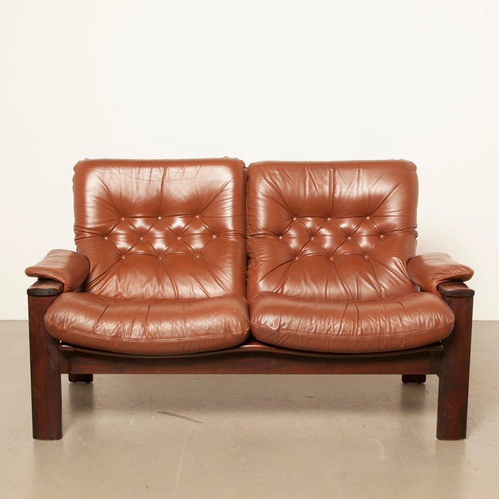 vintage 2 sitzer sofa von coja bei pamono kaufen. Black Bedroom Furniture Sets. Home Design Ideas